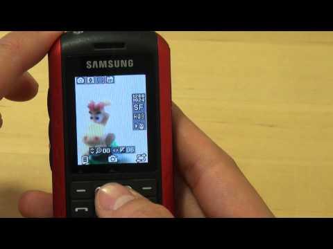 Samsung B2100 Test Multimedia
