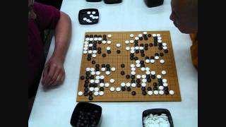 "A Game of ""Go"" (Weichi, Baduk)"