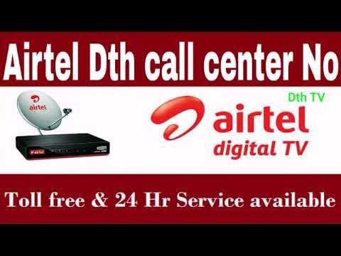 Airtel Digital Tv Call Center No