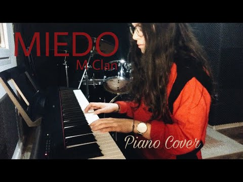 Miedo (M Clan) / Instrumental Piano Cover