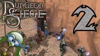 Dungeon Siege #2 - Симулятор бега по...