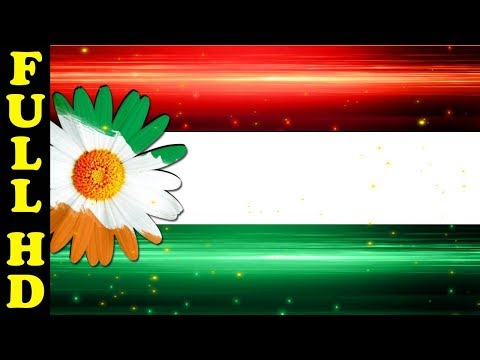 Animated Title Backgrounds | Republic Day Title Animation background | HD Video Background