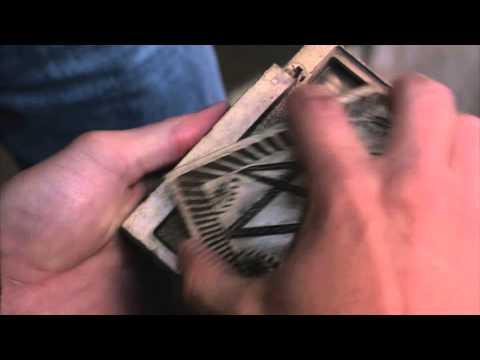 Supernatural Men of letters lair key box