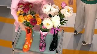 Необычные вазы для обычных цветов(, 2012-10-09T12:23:14.000Z)