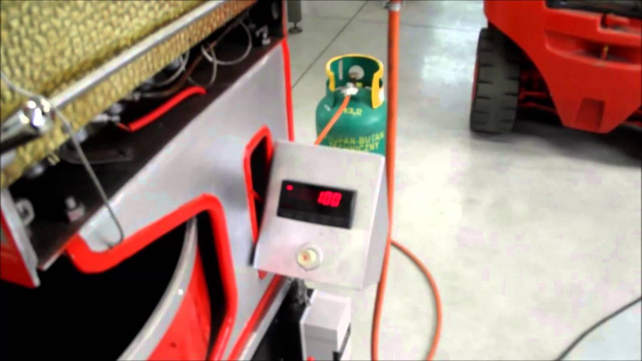 Probat LP5 5kg coffee roaster