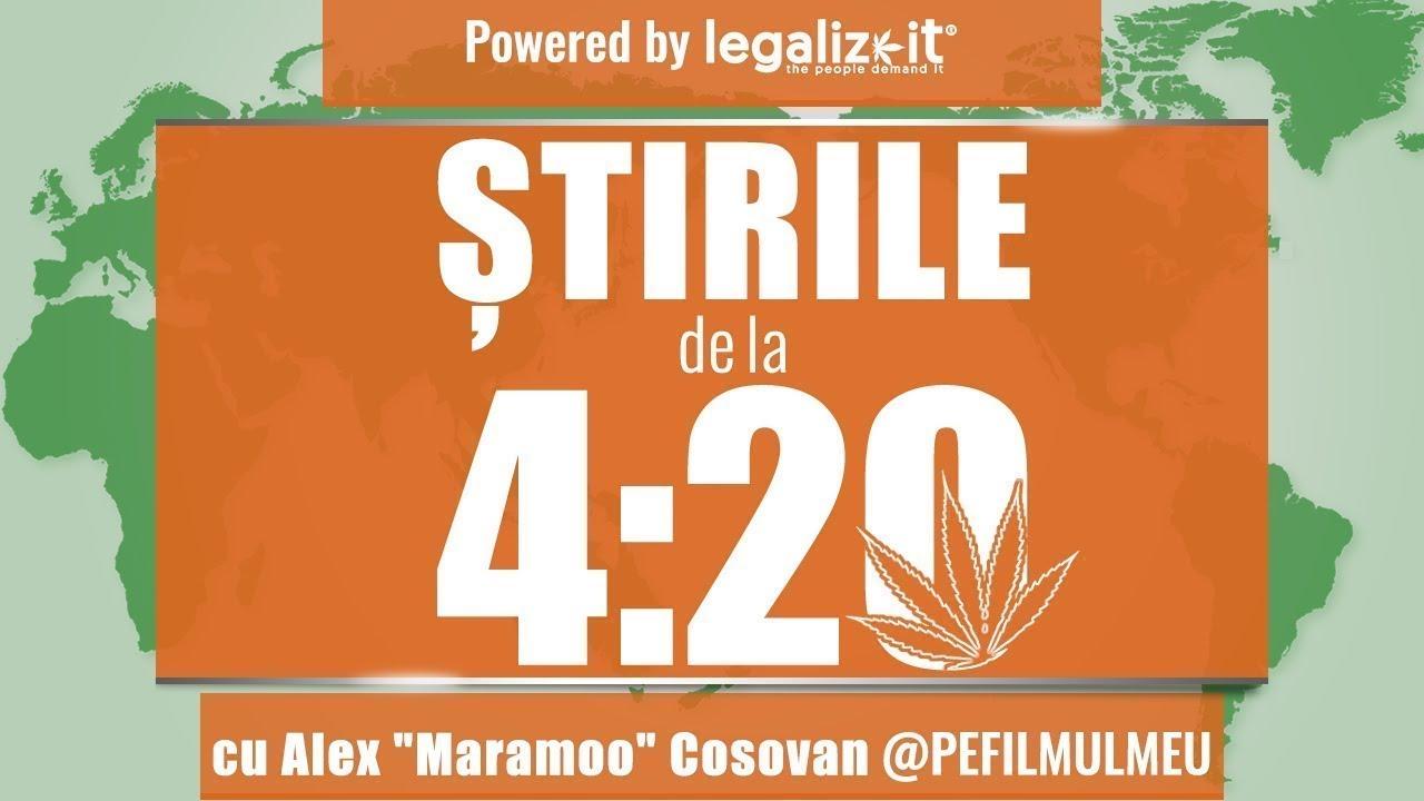 Stirile de la 4:20 - 26 Noiembrie 2020 | Legalizeit.ro