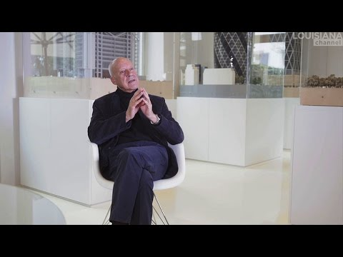 Norman Foster Interview: Advice to the Young (Portuguese subs)