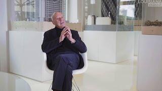 видео Интервью с Норманом Фостером