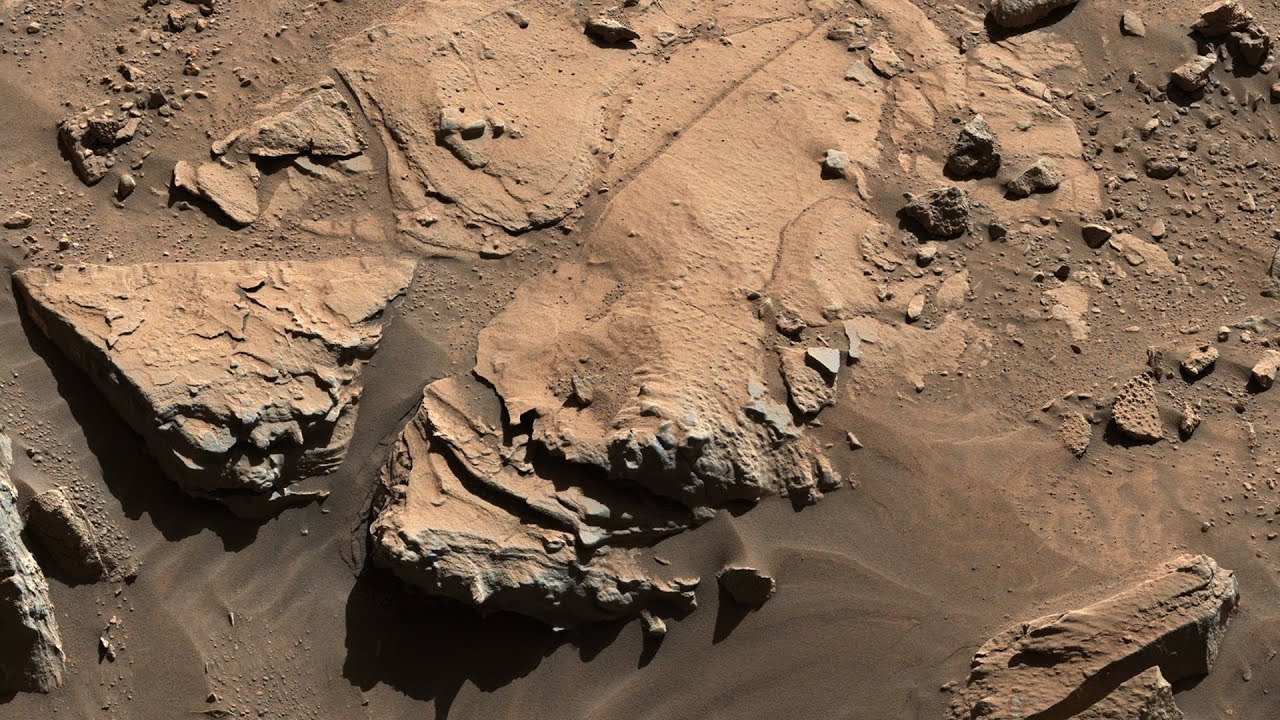 recent discoveries on mars - 1280×720