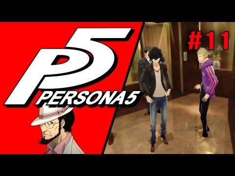 PERSONA 5 - Kamoshida's Confession! #11