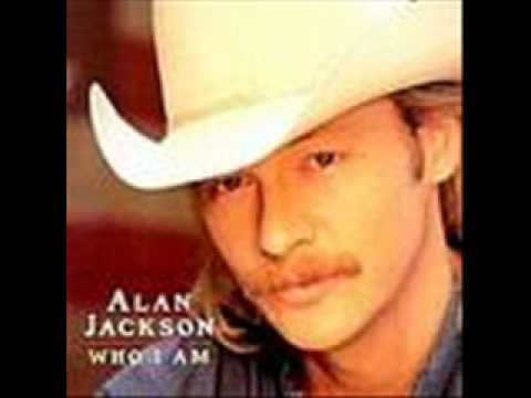 Alan Jackson Gone Crazy with lyrics