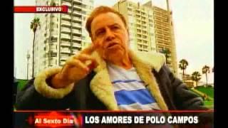 Los amores de Polo Campos: el criollo que conquistó a más de 7 mil mujeres