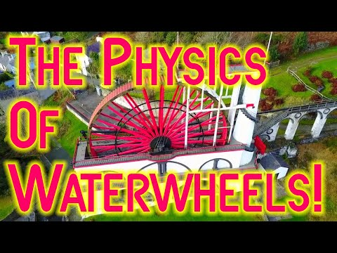 How do Waterwheels