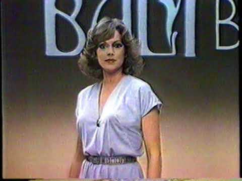"1981 Bali Bras ""Im a 34C!"" TV Commercial"