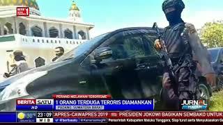 Download Video Densus 88 Gerebak 2 Rumah Terduga Teroris di Padang MP3 3GP MP4