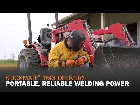Stickmate® 160i Stick Welder | HobartWelders