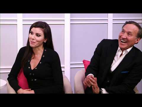 HEATHER AND TERRY DUBROW SIT DOWN WITH US TO TALK THEIR NEW BOOK: 'THE DUBROW DIET'