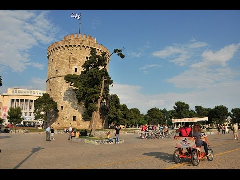 Bicycle tour through Thessaloniki | Searching for Roman traces