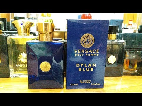 Versace Dylan Blue Pour Homme  2016
