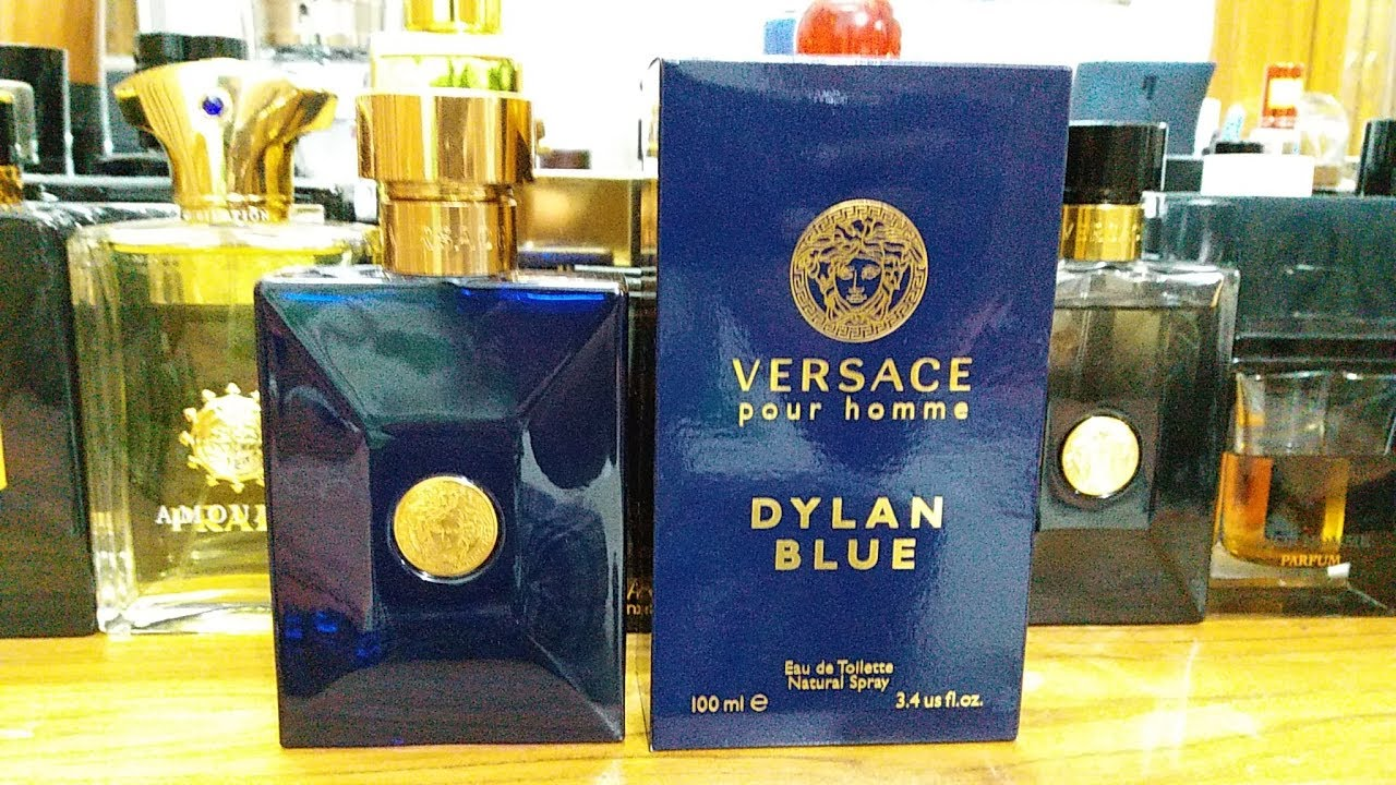 336bfc62b3ee Versace Dylan Blue Pour Homme Review (2016) - YouTube