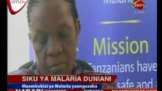 Maambukizi Ya Malaria Yaongezeka Tanzania