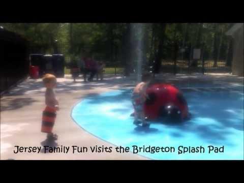 Bridgeton Splash Pad, New Jersey Splash playground