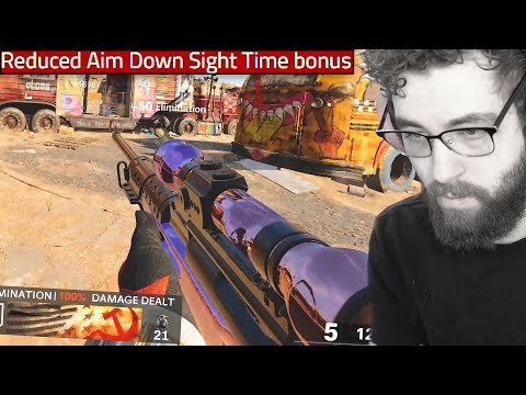 They NERFED SNIPERS but I'm already over it..
