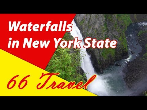 List 8 Waterfalls in New York State | Travel to United States