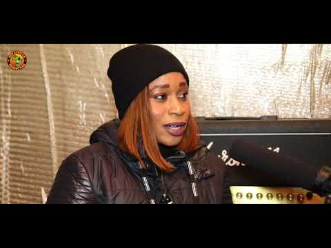 INTERVIEW AIDA SAMB WITH BANNING EYRE FROM AFROP