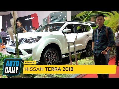 Nissan Terra có gì để đấu với Toyota Fortuner?  AUTODAILY.VN 