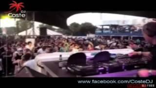 Mexcla V8.0 (La mejor musica electronica 2012) - Coste DJ (2/3) TRACKLIST