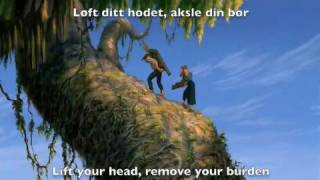 Tarzan - Two worlds, one family (Norwegian) S&T