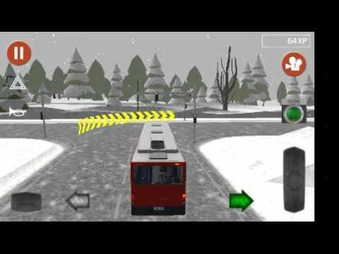 Public transport simulator part 1 (Got Stuck)