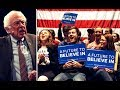 "Tone Deaf NY Times Article Paints Bernie Supporters as ""Militant"""