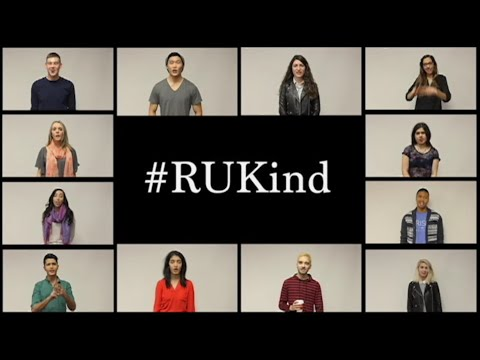 #RUKind World Kindness Day