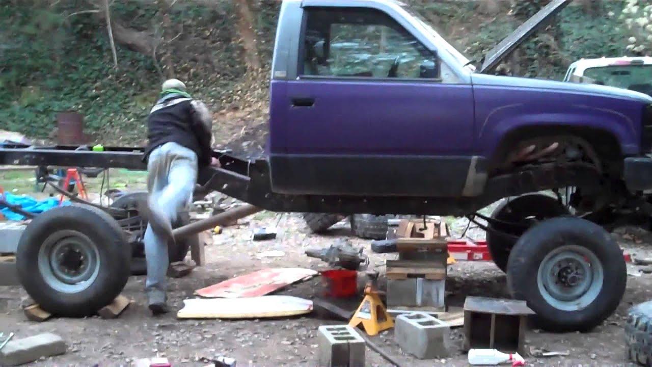 S10 Solid Axle Conversion | Autos Post