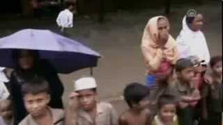 زوجة أردوغان تجهش بالبكاء وسط مسلمي بورما