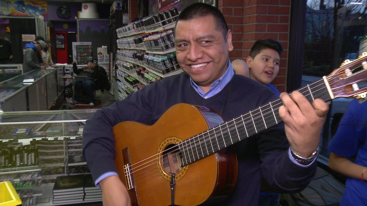 Blitz Buzz Webisode: Alejandro Aviles and Bam Bam Rodriguez