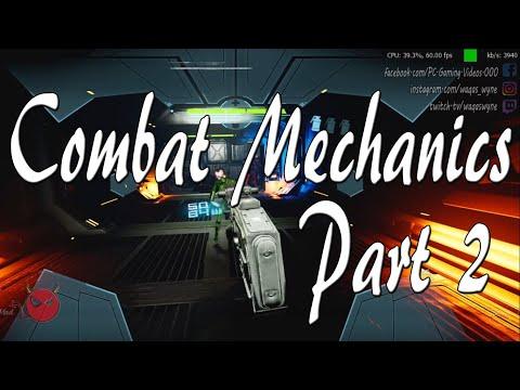 Combat Mechanics 2 | A-Tech Cybernetic VR |