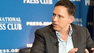 Billionaire venture capitalist and entrepreneur peter thiel has rocked silicon valley with his support for republican presidential nominee donald j. trump. t...