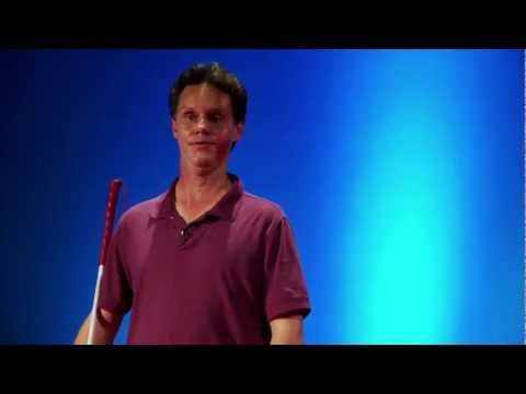 Teaching the blind to navigate the world using tongue clicks: Daniel Kish at TEDxGateway 2012