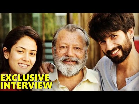 Pankaj Kapur: Mira Has Brought The Family Closer | Exclusive Interview
