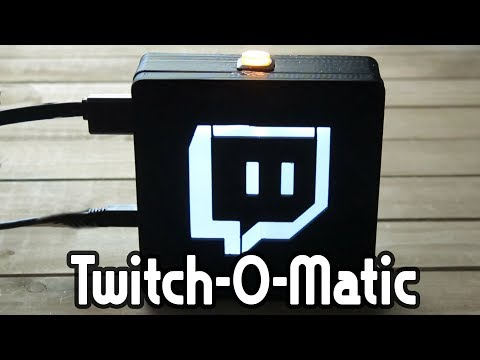 Stream to Twitch with the push of a button - Raspberry Pi