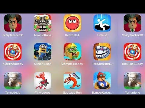 Troll Internet,TempleRun,RedBall4,Hole.io,TinyLoops,Sausage ,BumperKart.io,ScaryTeacher,ZombieBlades