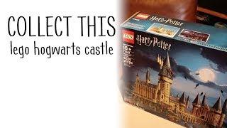 Lego Hogwarts Castle Unboxing: Toys for Geeks