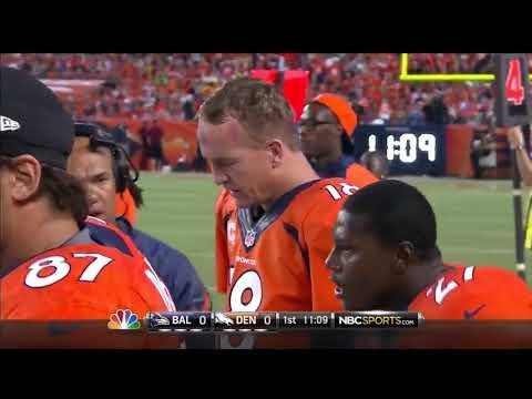 2013 Week 1 - Ravens @ Broncos