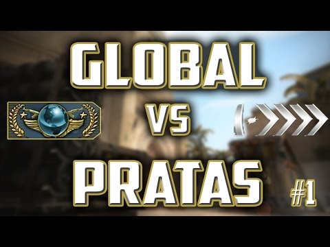 CS:GO | Global VS Pratas #01