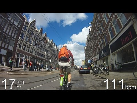 City Cycling - Amsterdam, The Netherlands