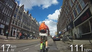 City Cycling - Amsterdam, The Netherlands thumbnail