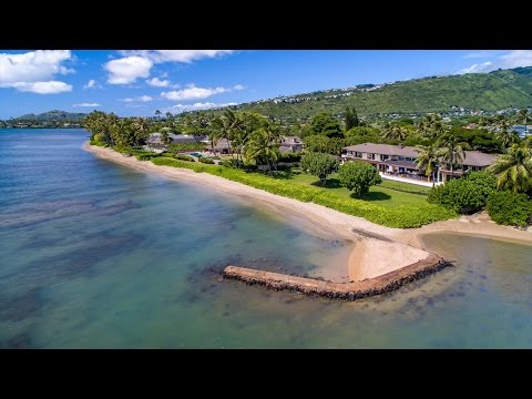 Luxury Real Estate Home For Sale in Honolulu, Oahu, Hawaii